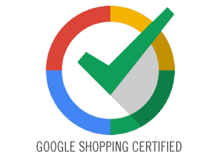 Google Shopping Certified Company