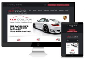 K & M Collision