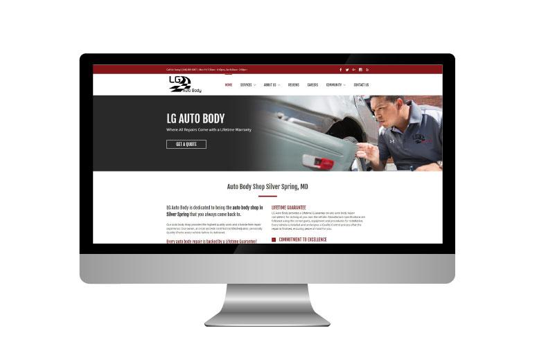 LG Auto Body