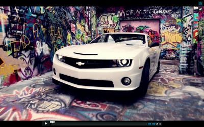 camaro wrap web series
