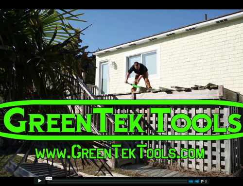 GreenTek Tools Product Demonstration Video