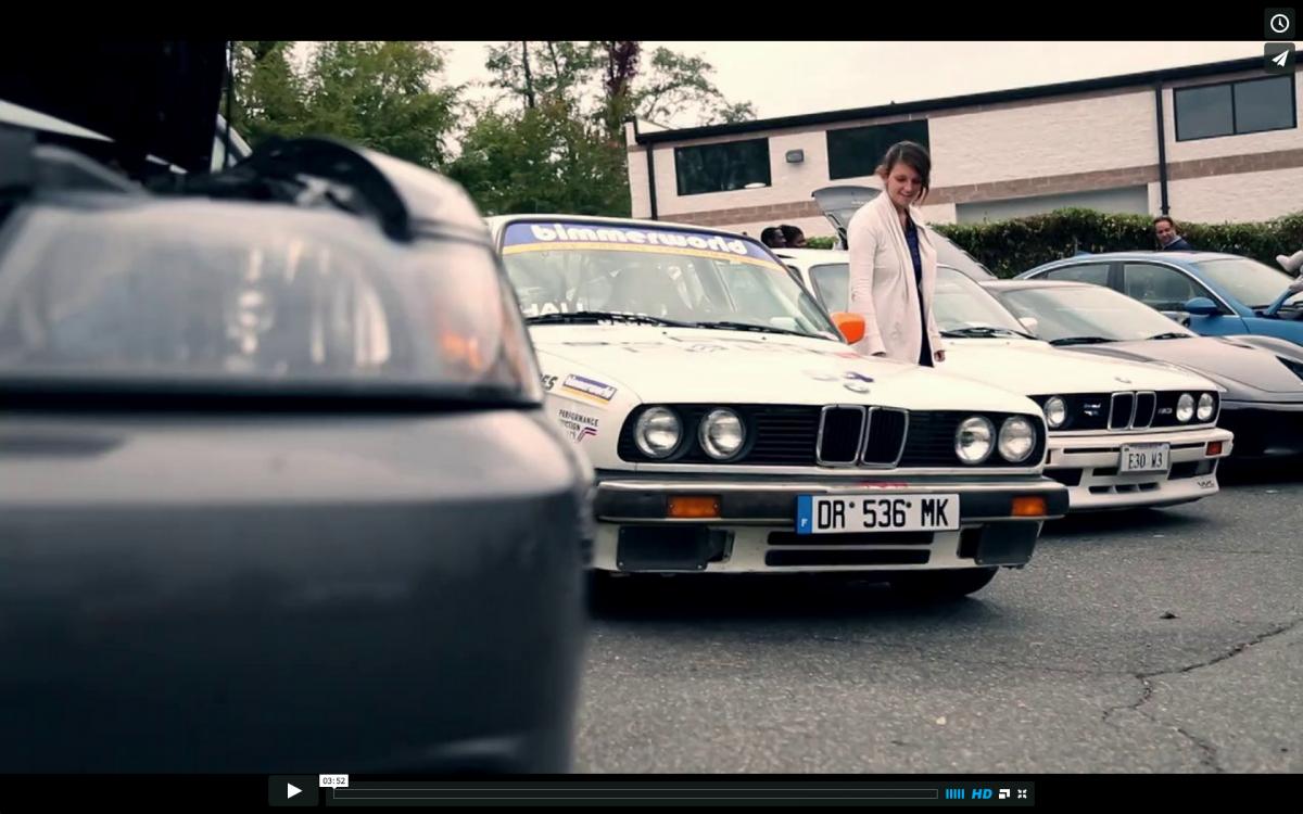 BMW Excluservice Web Series Video