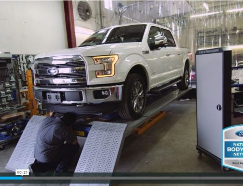Ford Aluminum Certification Video for Precision Collision