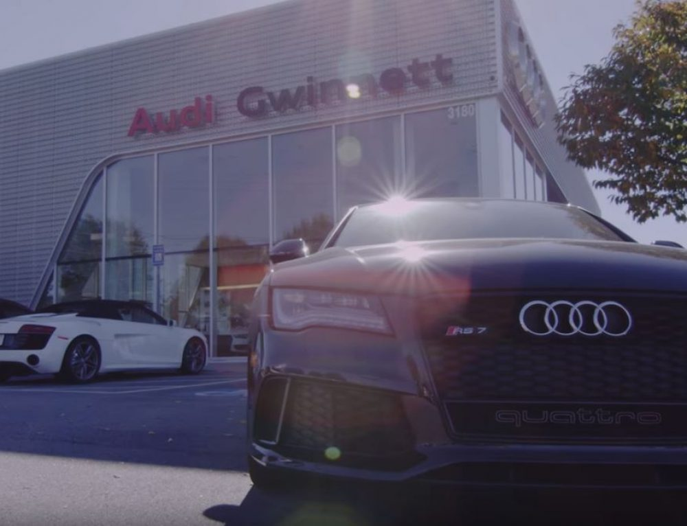 Audi Certification Video for Performance Auto Collision