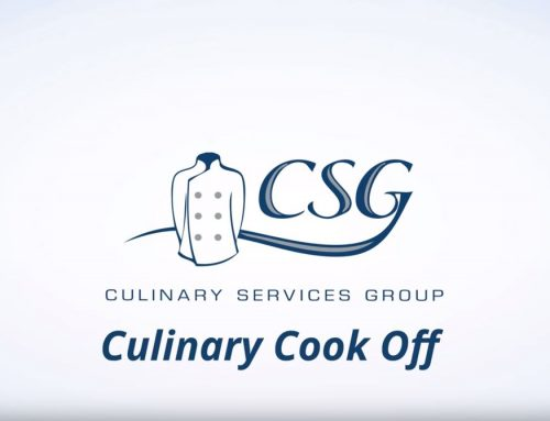 Culinary Cook-off for Culinary Services Group