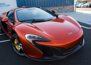 McLaren 650s Paint Protection Film - AP Media