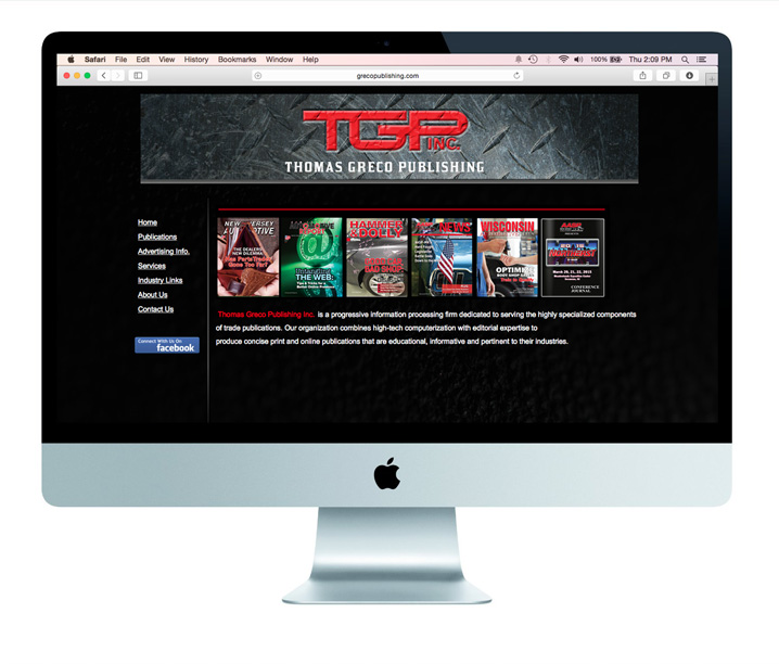 Website-Redesign-Case-Study-Thomas-Greco-Publishing-Old-Home-Page