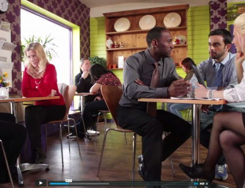 Business Dining Video for Culinary Services Group