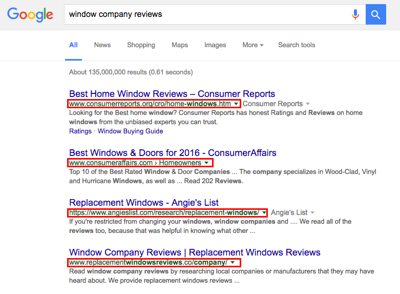 how to send a review rating to customer google