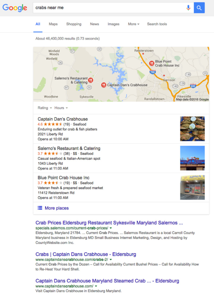 Google-My-Business-Consistency-and-Local-SEO-Crabs-Near-Me