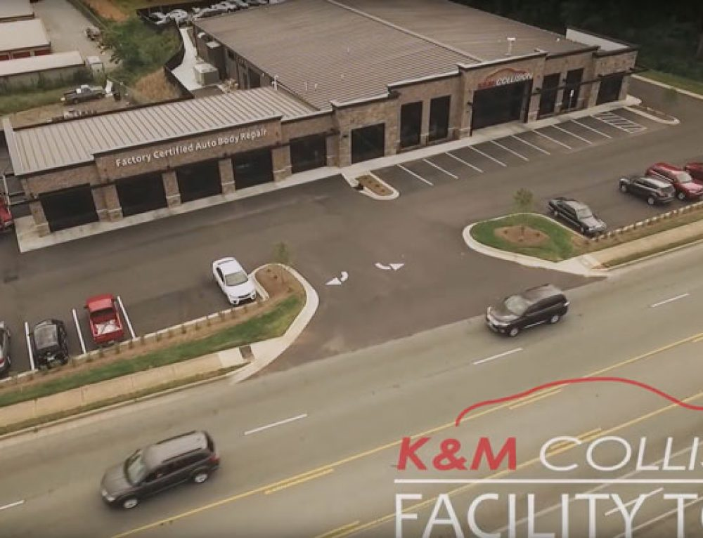 K&M Collision's New Facility Tour Video